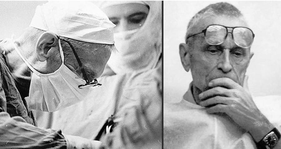 """Sfaturile renumitului chirurg Amosov: """"Omul se îmbolnăveşte din cauza lenei şi a lăcomiei"""""""