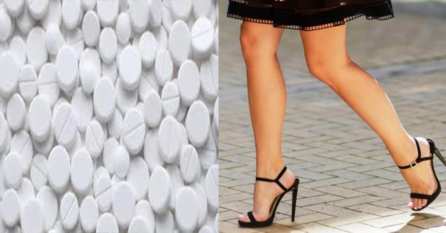 ASPIRINA – remediu extern pentru picioare și alte 9 întrebuințări ale aspirinei despre care cu siguranță nu știați!