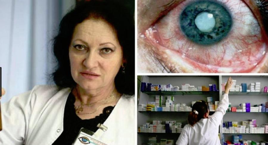"""Dr. Monica Pop spune care sunt medicamentele care pot duce la orbire: """"Pastilele cu cel mai mare risc sunt.."""